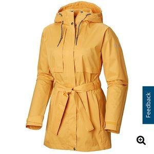 "NWT Columbia ""Pardon My Trench"" Raincoat"